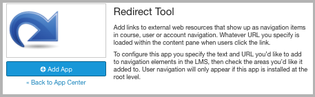 For Instructors - Customize the Left-hand Navigation Links